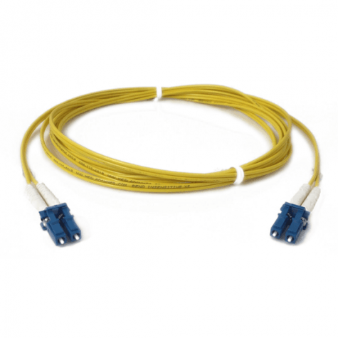 Photo of Singlemode LC/LC 2mm Duplex Fiber Jumper Cable